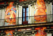 Spain / Trip to spain / by Beth Lewis