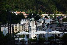 Karlovy vary / Çek Cumhuriyetinin en güzel şehri ve Atatürk'ün yurt dışı ziyareti yaptığı 2 şehirden biri. Atatürk Yalovayı Karlovy vary den ilham alarak dizayn etmeye başlamıştır.