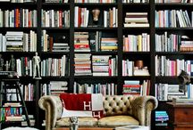 Home library / My inspirations to arrange my own home library