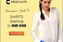 Beauty /         There are a large number of online stores which provides fashionable suits and shirting for men & women. Offerground is a similar site. There are too many offers at offergorund for women and men. Here is a list of latest fashionable dress offer.