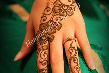 Henna tatto  / Cool