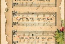 Noter/ musikk