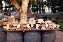 Dessert Presentation / by Hazlehurst House