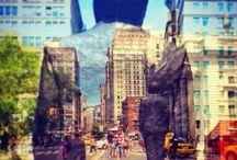 #DoYouThinkBig Sculptures by artist Jim Rennert