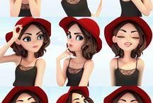 Girl-Face