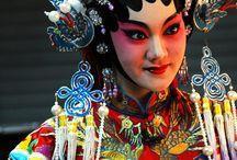 китайская опера