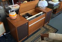 Radiograms / Vintage record players and stereograms at Multisonics
