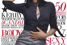kerry washington aka olivia pope!!!!!