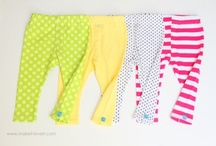 sewing for kids - upcycling / mostly upcycled ideas for kids