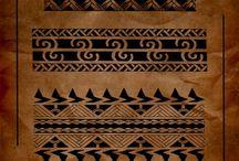 Maori tattoo