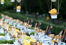 mesas bodas