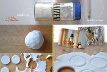 pâte à sel sans cuisson