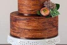 Rustic Wedding Cake Inspiration