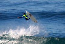Playa del Socorro / La Playa del Socorro se encuentra muy cerca de Puerto de la Cruz y es ideal para la práctica del surf.