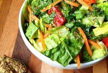 Food - Salad, Soups & Dressings /  Salad, Soups & Dressings