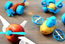 project | 3d printed toys