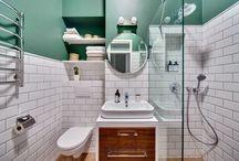 Ванная и туалет наш