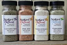Bath Salt Soaks