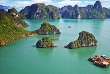 Visit Vietnam / Vietnam's appeal is diverse, from the rugged northern highlands to the intriguing history of Hanoi. Vietnam is a verdant, fertile country and here we share some of our favourite pictures.