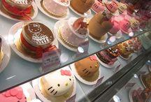 Sanrio foods