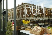 Souli Food / Welcome to Souli: A Gourmet Café in Marylebone serving artisanal food.