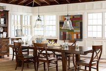 Dining Room / by Kate Rezac