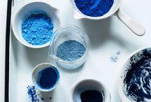 Bleu / Inspirations