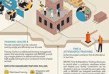 Graphic Design_ Infographic / Graphic design, Infographic, Logo, Icons,