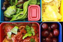 Food - Bento lunches / by Erica Howell