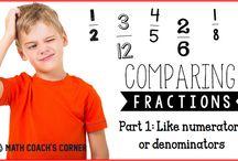 Elementary fractions