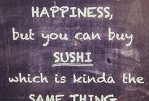 Sushi addiction