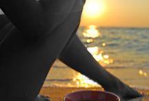 al amanecer