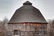 Amazing Barns!!