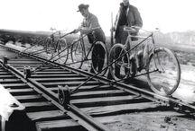 Railway bicycle
