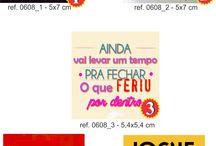 Decoração de geladeira / Os lindos ímãs para decorar a sua geladeira estão no grudeima.com.br