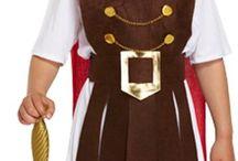 costumi romani e greci