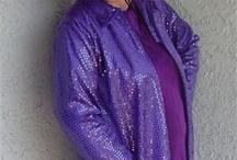 Purple! / 'Nuff said