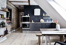 Dachgeschosswohnungen / Ideen für kleine Wohnungen unterm Dach