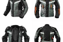 Riding Jackets / Motorcycle Riding Jackets.