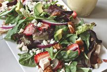 Food - Salad / by Katie Fulkerson