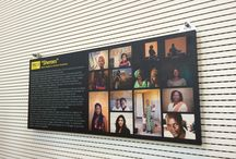 """Shopping&Charity for Amnesty International Italia / """"Sheros"""": Photo exhibition of women who fight for human rights"""