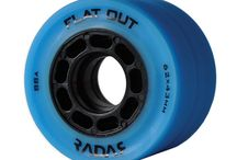 Roller Derby Wheels / Range of Roller Derby Wheels including Radar & Atoms to name some We have a massive range of Wheels to choose from in our shop