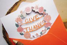 Thanksgiving / by Jana Hien