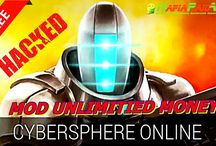 CyberSphere Online Apk + Mod (Unlimited Money) for android
