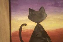 mijn schilderijtjes