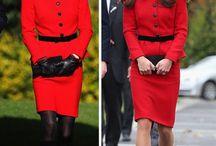 Kate Middleton / Kate Middleton wears Luisa Spagnoli