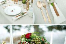 Świąteczne stoły