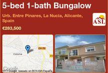 5-bed 1-bath Bungalow