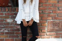 Spring outfit with espadrilles