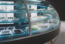 Italiana | Refrigerated display cases and bar furniture / The international showcase.